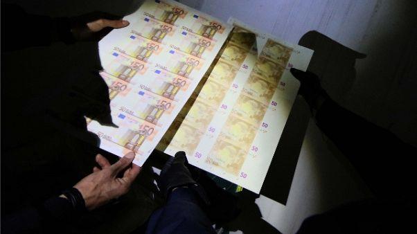Euro falsi, indagine Italia-Francia
