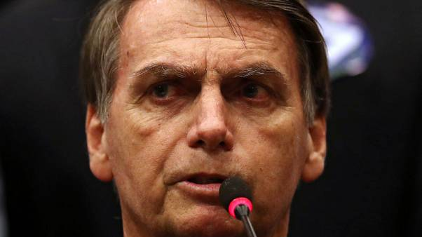 Brazil's Bolsonaro accommodates interest groups behind his rise