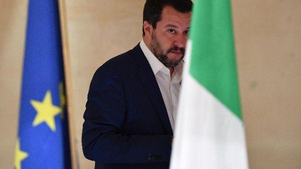 Provenzano: Salvini, decidono italiani