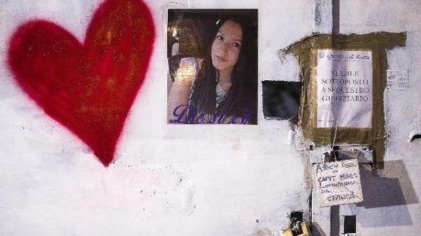 Desiree: madre,giustizia,non accada più