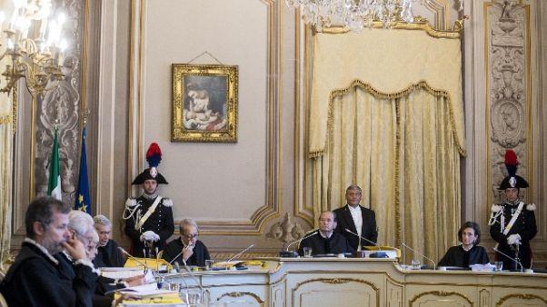 Europee: Consulta, resta soglia del 4%