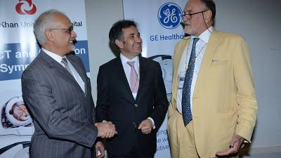 GE Healthcare and Aga Khan University Hospital host PET CT and Cyclotron Symposium on the Diagnosis and Management of Cancer