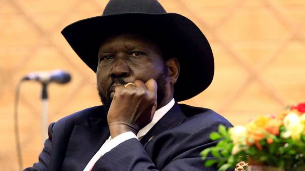 South Sudan frees five political detainees - intelligence agency