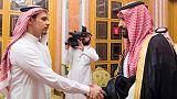 مصدران: ابن خاشقجي الأكبر غادر السعودية