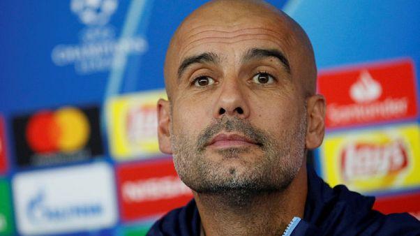 جوارديولا: لا يمكن أن أدرب فريقا إنجليزيا غير مانشستر سيتي