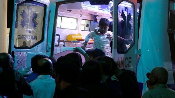 At least 18, mostly children, killed in Jordan flash flood