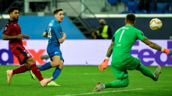 Ligue Europa: la qualification s'éloigne pour les clubs français