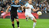 Ligue Europa: Marseille dit - presque - au revoir à la C3
