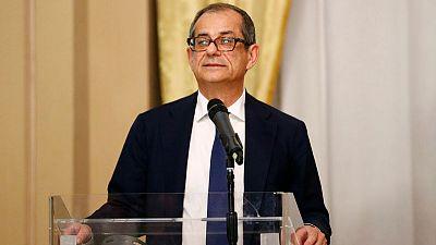 وزير الاقتصاد الإيطالي: خطة الميزانية ليست تهديدا للشركاء الأوروبيين