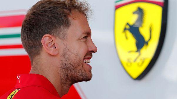 Motor racing - Vettel wonders about 'weird' spate of spins
