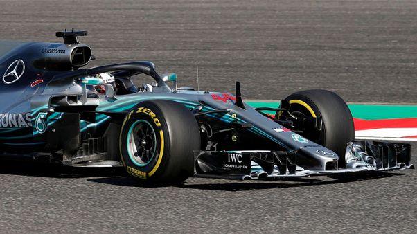 Mercedes wheel rim design cleared for Mexican F1 Grand Prix