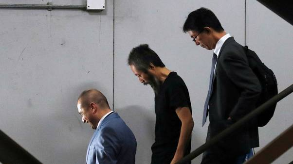 Forbidden from moving or making noise, Japanese hostage recounts Syrian torment