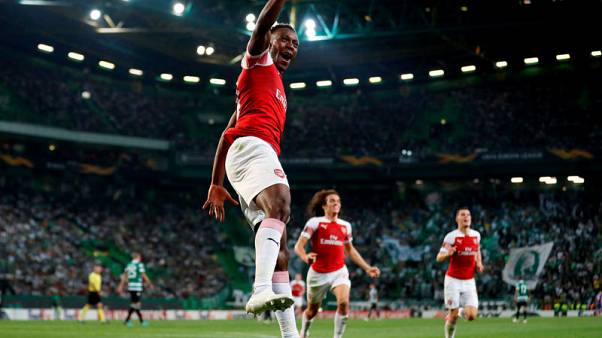 Emery downplays Arsenal's record chances