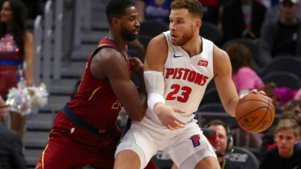NBA: Detroit, c'est costaud, les Lakers, c'est parti?