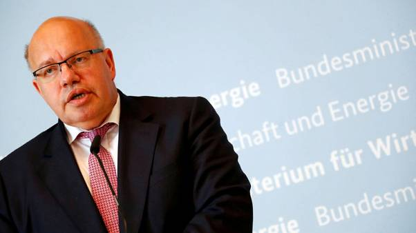 Germany's Economy Minister welcomes proposal for joint EU position toward Saudi
