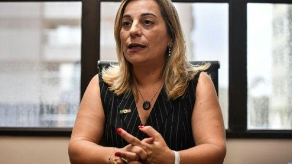 Brésil: Katia Sastre, policière, héroïne et désormais députée
