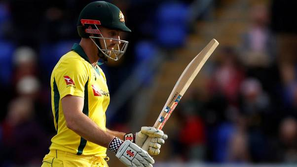 Marsh eases some pressure on test place with battling innings