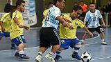 Football: une première Copa America pour les nains afin de vaincre les préjugés