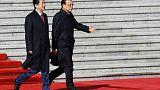 """الصين واليابان تعززان العلاقات """"عند نقطة تحول تاريخية"""""""