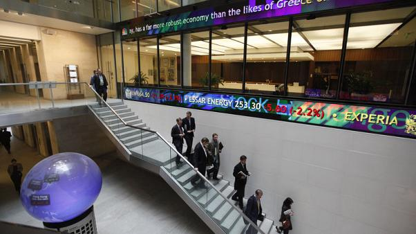 FTSE resumes fall as RBS results knock confidence