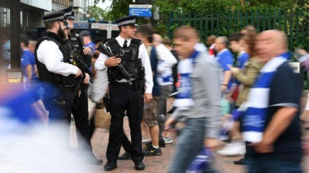 Football: la fédération anglaise interdit l'entrée des sacs à Wembley