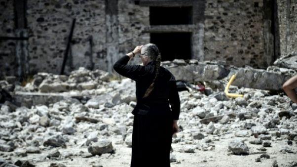 Séisme en Grèce: dégâts limités malgré la forte magnitude