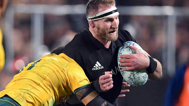 All Blacks looking to 'dictate' Bledisloe test - captain Read