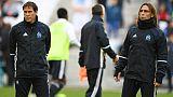 """L1/OM-PSG - Marseille: Garcia, Bompard, Fichaux, le trio des """"fidèles"""""""
