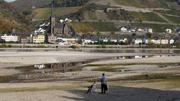 Germany releases oil product reserves to ease strain from low river levels