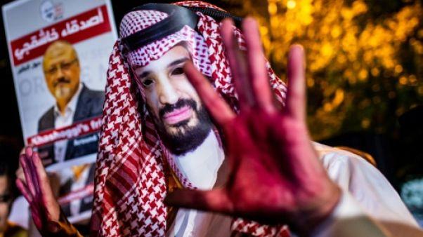 Meurtres Khashoggi : la Turquie demande l'extradition des suspects saoudiens