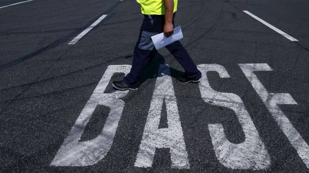 BASF's new boss puts construction chemicals unit up for sale