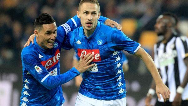 Rog: La Roma ha già vinto a Napoli