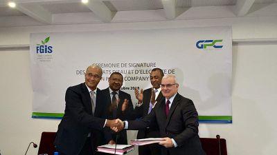 Le Fonds Gabonais d'Investissements Stratégiques (FGIS) et le Groupe Eranove signent trois contrats avec la République Gabonaise