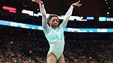 Mondiaux-2018 de gymnastique: comment deux Français sont devenus les entraîneurs de la reine Biles