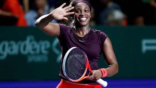 Stephens says unlikely quartet had point to prove in run to semi-finals
