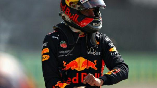 GP du Mexique: Verstappen de nouveau le plus rapide aux essais libres 2