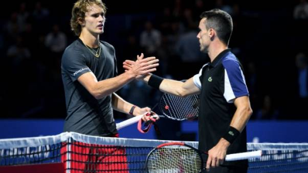 Tennis: Alexander Zverev en demi-finales à Bâle