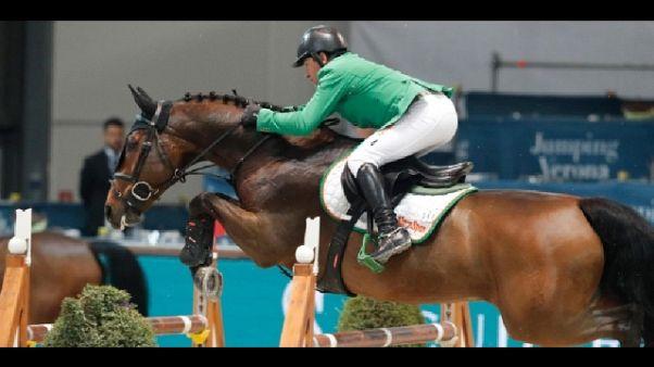 Equitazione:subito Italia jumping Verona