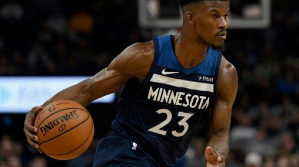 NBA: Houston a fait une offre à Minnesota pour Butler