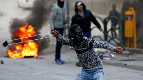Israeli forces kill four Palestinians in Gaza border protest- medics