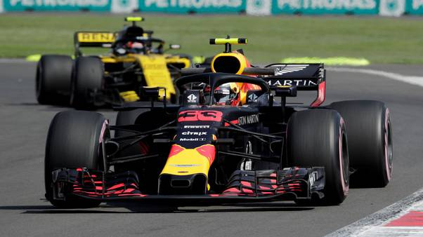 Verstappen leads Red Bull one-two in first Mexico practice