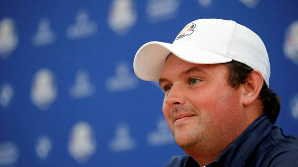 Reed deflects questions over Ryder Cup controversy