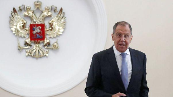 بيان: لافروف يلتقى مع كبير مفاوضي المعارضة السورية في موسكو