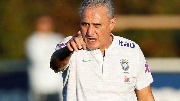 تيتي يضم آلان لاعب نابولي لتشكيلة البرازيل قبل مباراتين وديتين