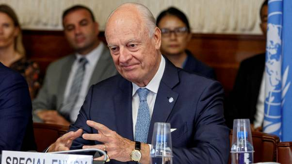 Syria pushes back on UN role in constitutional talks - UN envoy