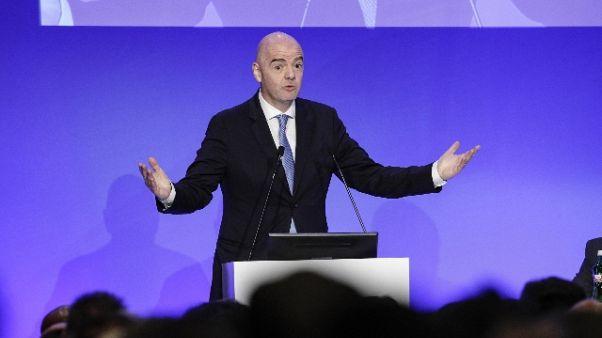Fifa: rinviata riforma Mondiale per club