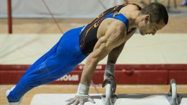 Mondiaux de gymnastique: Tommasone seul Français en finale, aux arçons