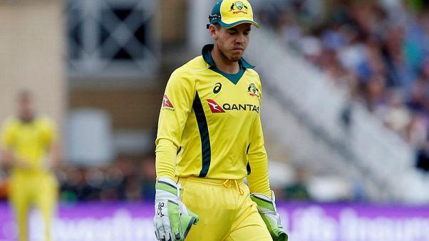 Australia drop Paine, name Finch as ODI captain