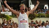 Kévin Mayer désigné meilleur athlète européen 2018
