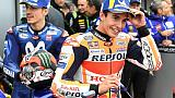 MotoGP: Marquez encore en pole position au GP d'Australie